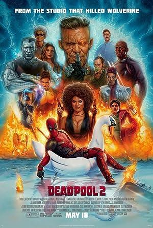Deadpool 2 tr dublaj izle