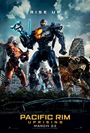Image result for pacific rim uprising poster