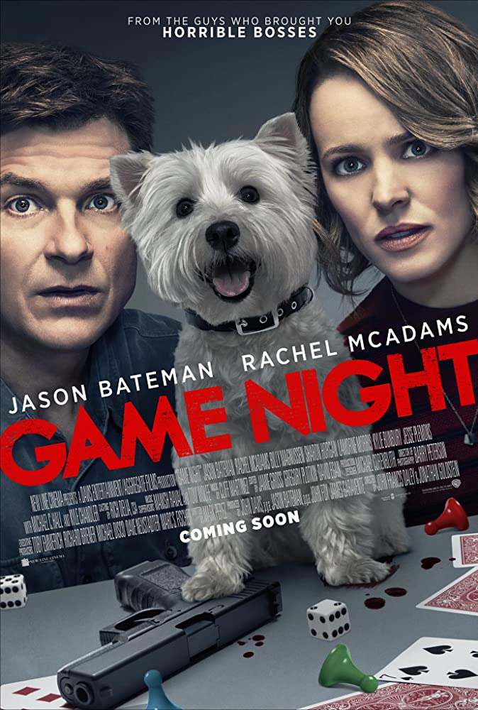 Game Night 2018 English Movie 333MB