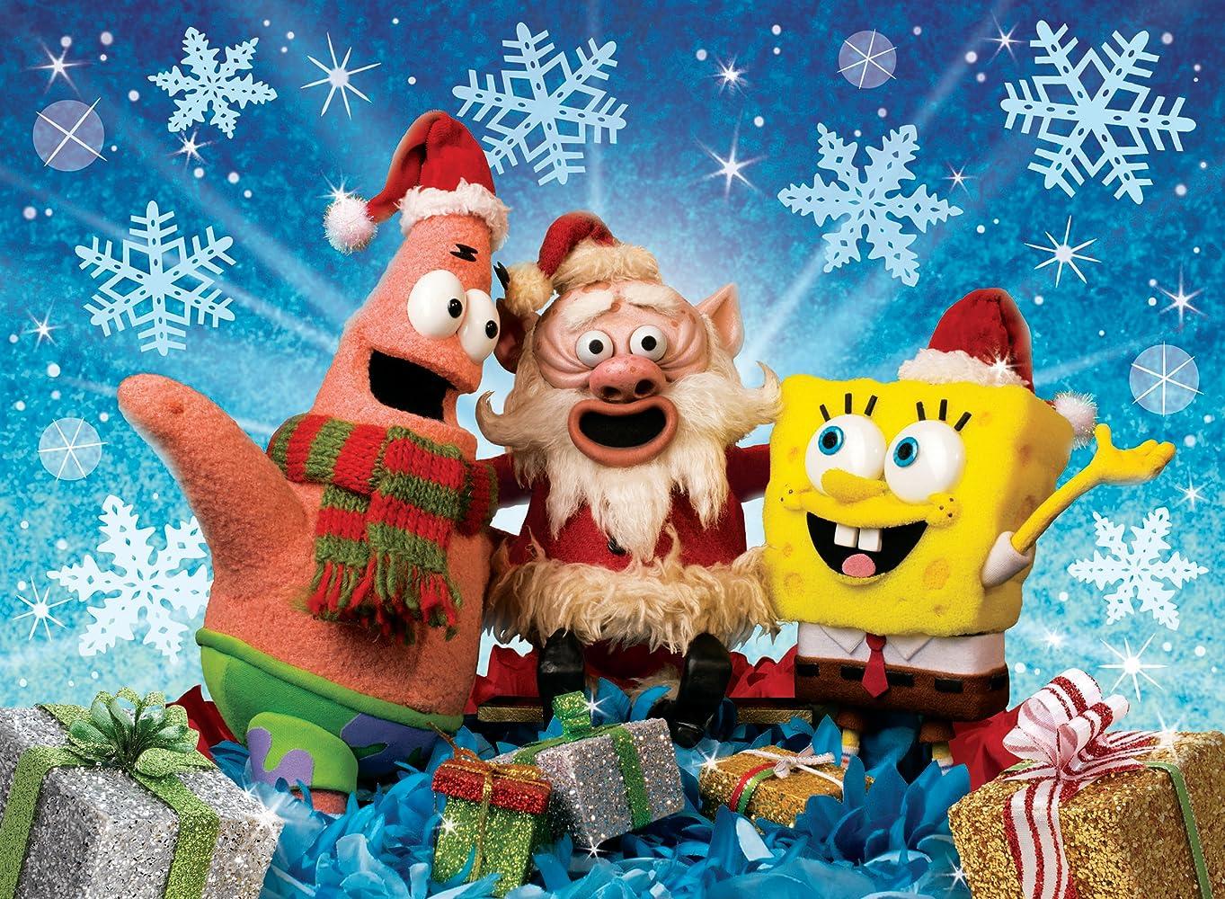 Itu0027s A SpongeBob Christmas! (2012)
