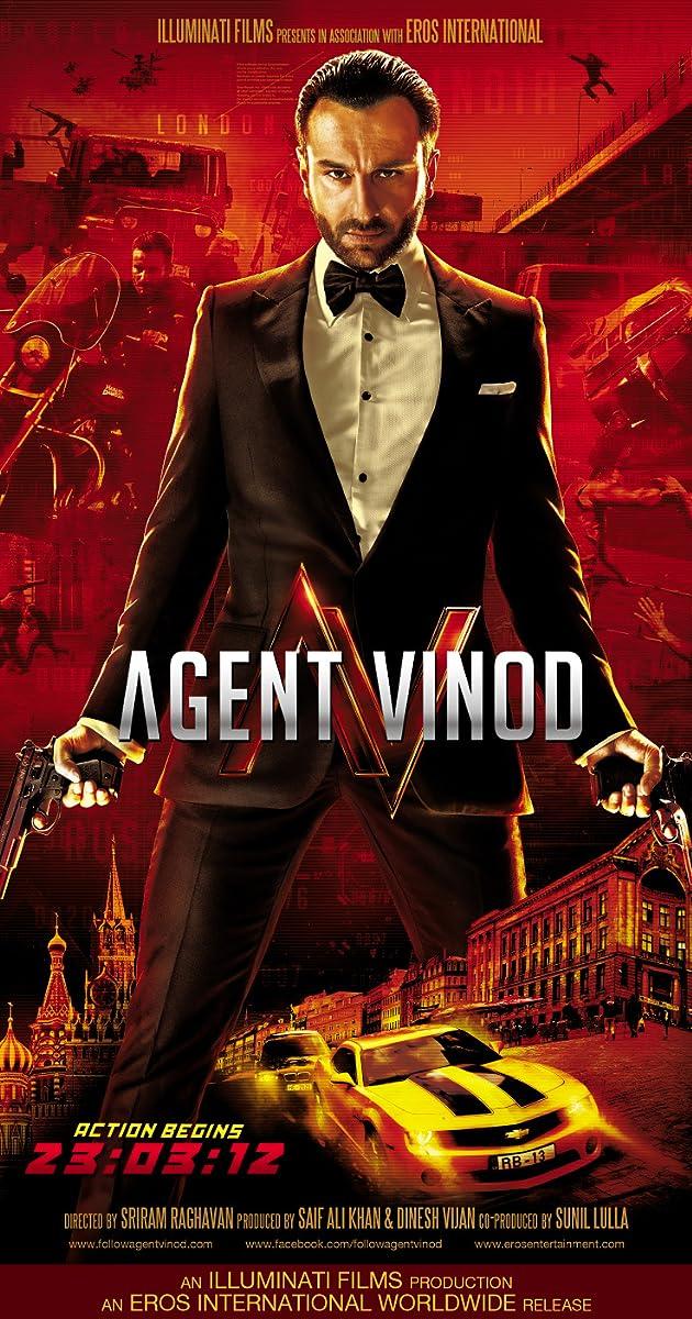Agent Vinod Full Movie Saif Ali Khan Youtube
