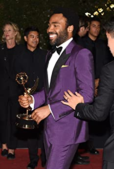 Donald Glover at an event for The 69th Primetime Emmy Awards (2017)