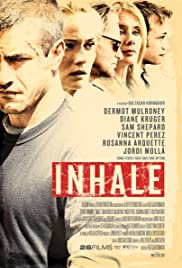 Inhale Poster