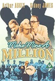 Make Mine a Million Poster
