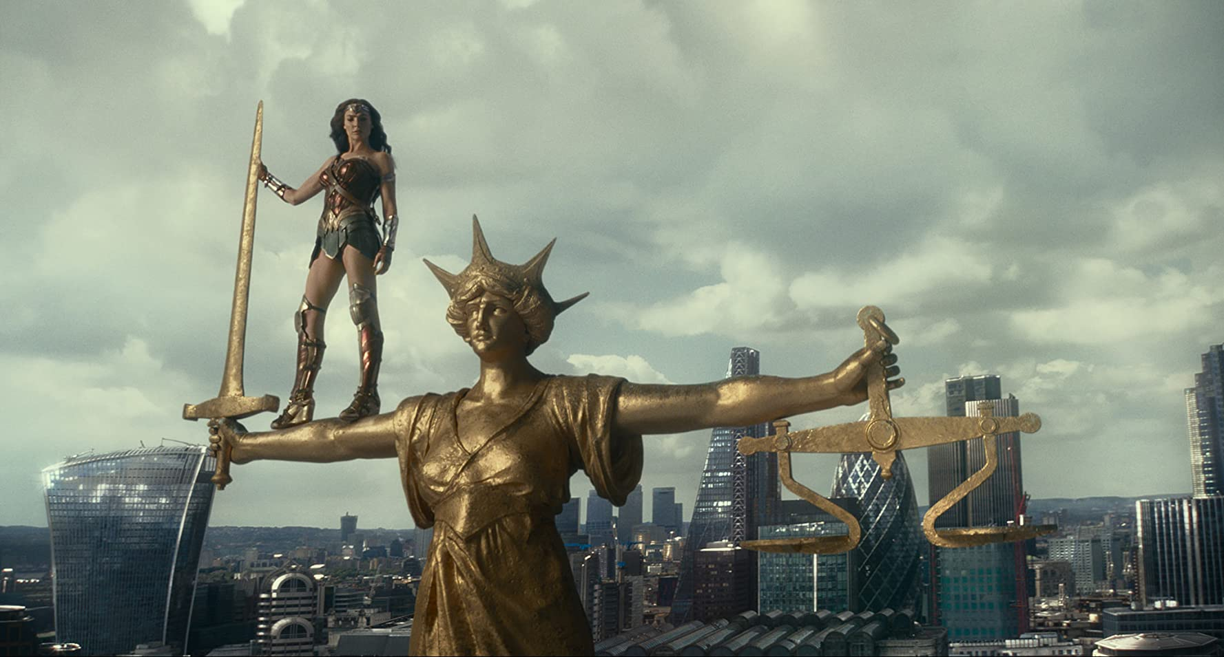 Gal Gadot in Justice League (2017)