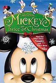 Mickey's Twice Upon a Christmas Poster