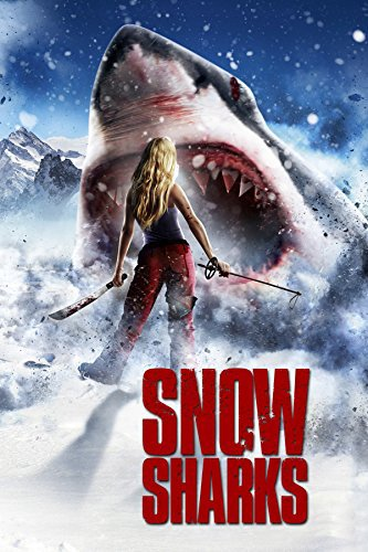Avalanche Sharks (2014) Dual Audio 720p BluRay x264 [Hindi + English] 700MB