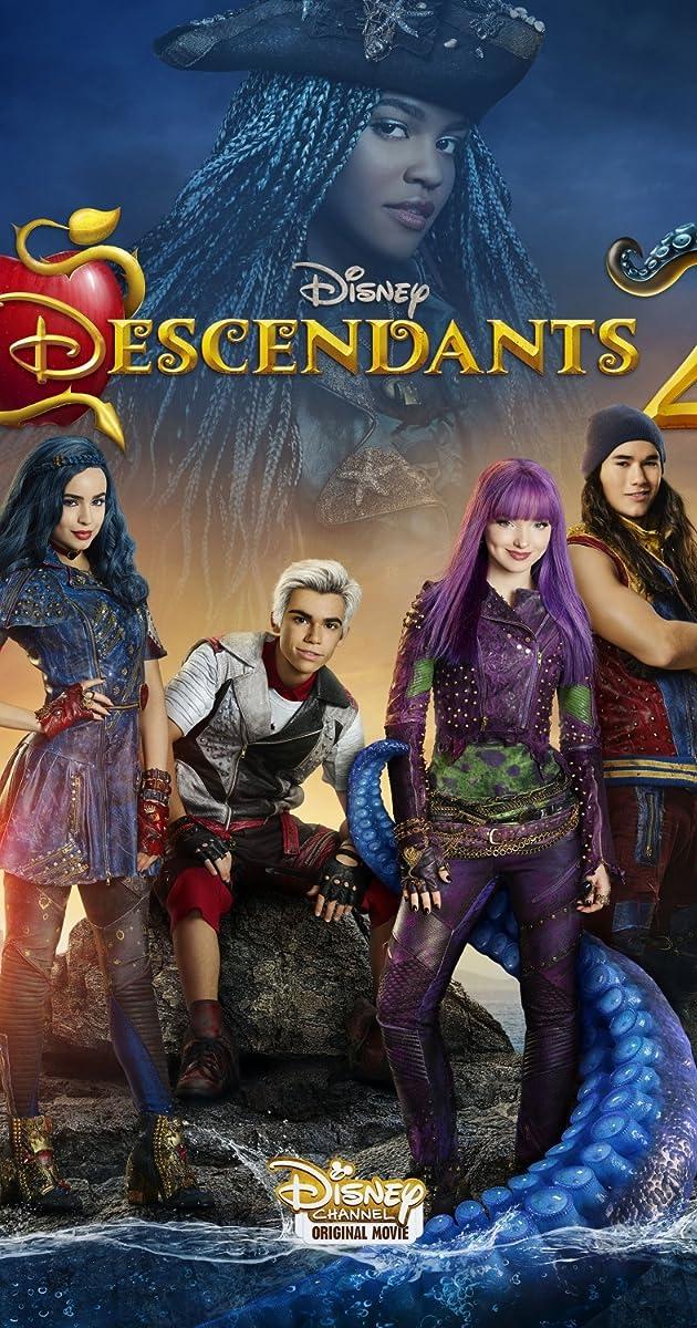 Descendants 2 TV Movie 2017 IMDb