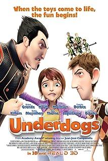 Underdogs  2013  Poste...