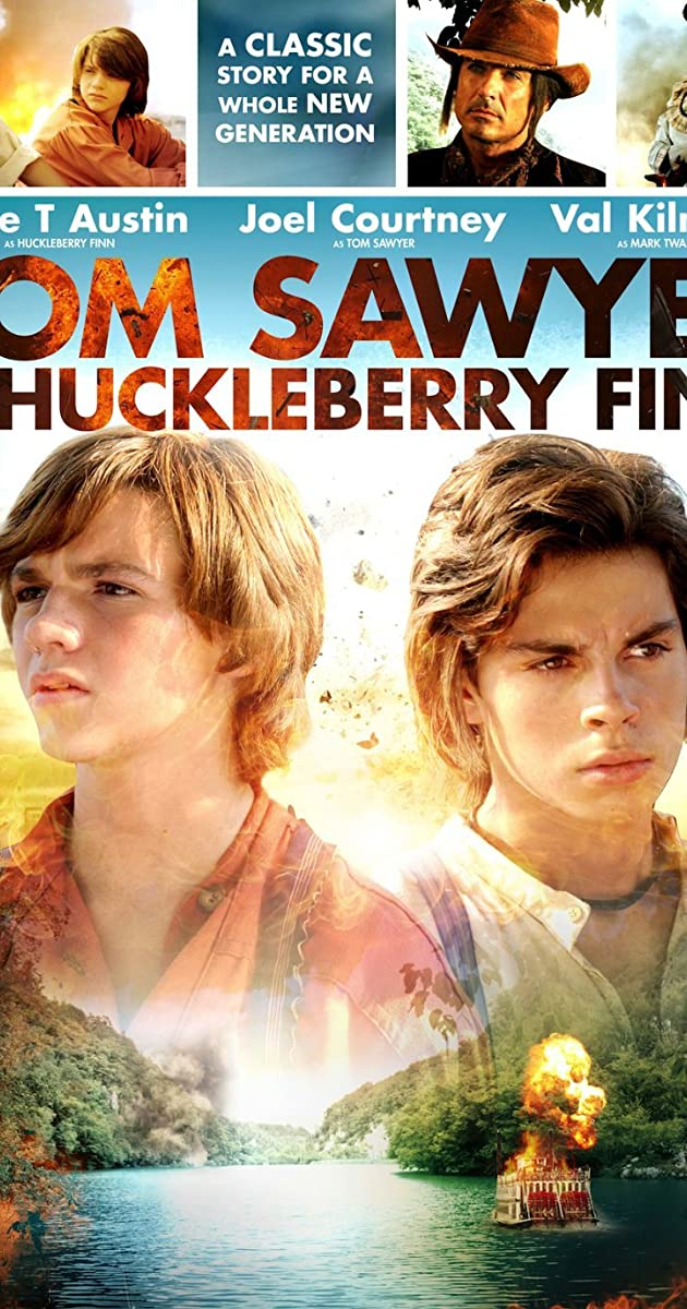 tom sawyer & huckleberry finn 2014