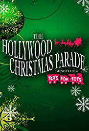 80th Annual Hollywood Christmas Parade Poster