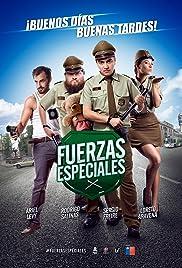 Fuerzas Especiales Poster