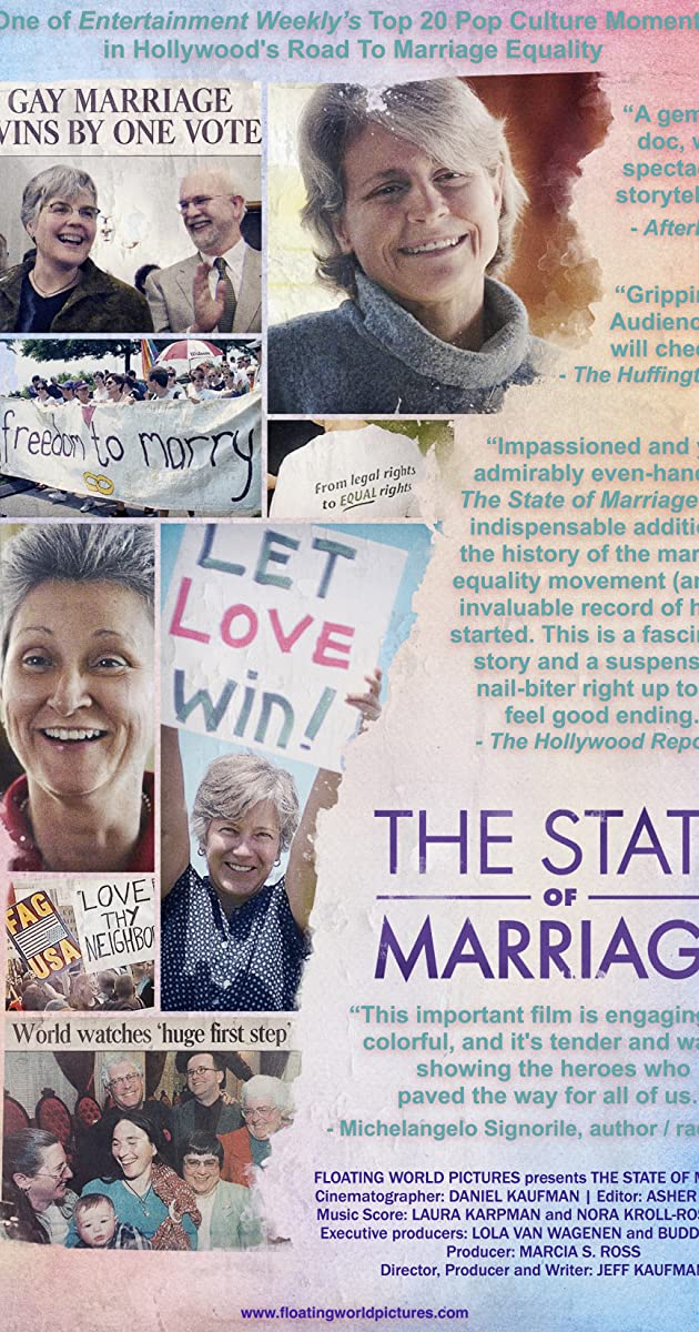 Image result for the state of marriage film poster