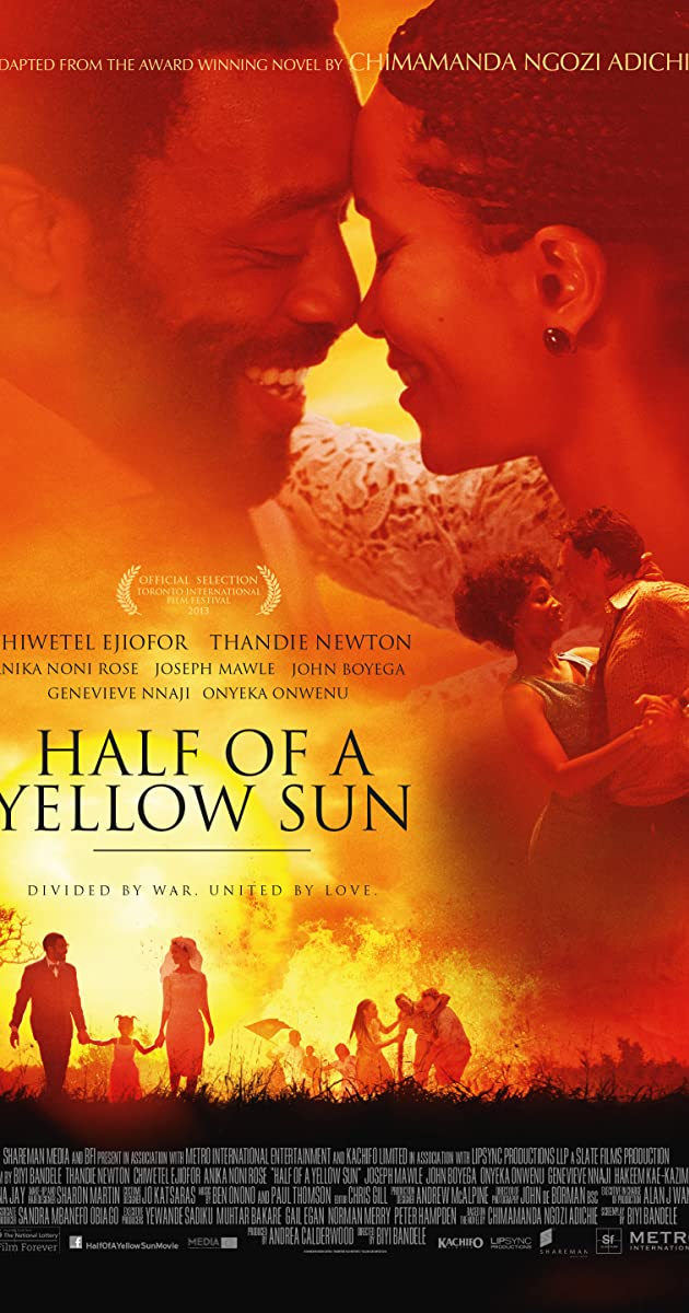 half of a yellow sun essay Half of a yellow sun by chimamanda adichie is a literary tour de force that examines nigerian culture through the lens of three main characters the novel focuses on violence and the.