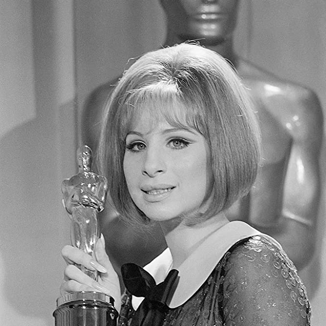 Barbra Streisand at an event for The 41st Annual Academy Awards (1969)