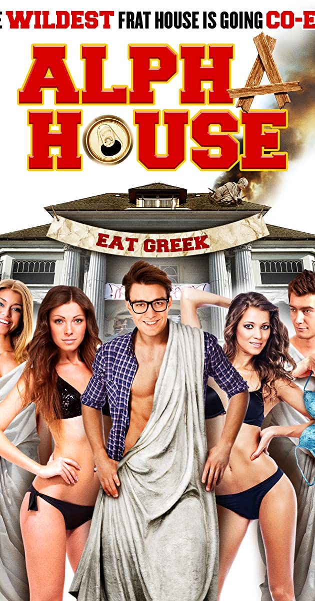 Alpha House Video 2014 - Imdb-8604