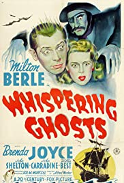 Whispering Ghosts Poster