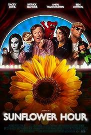 Sunflower Hour Poster