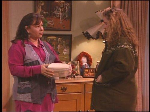 roseanne good girls bad girls tv episode 1992 imdb. Black Bedroom Furniture Sets. Home Design Ideas