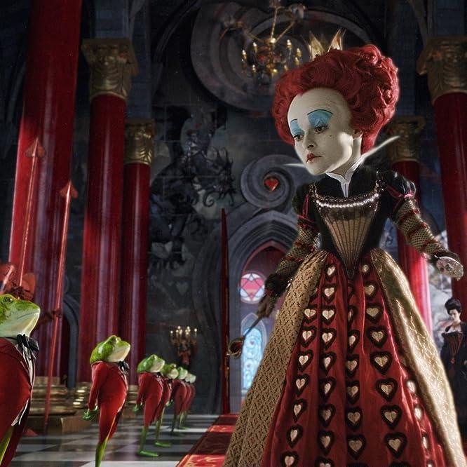 Helena Bonham Carter in Alice in Wonderland (2010)