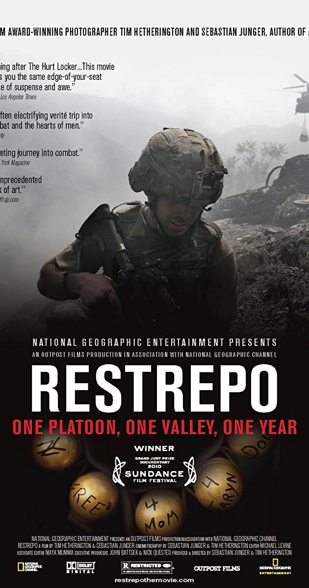 Restrepo Stream