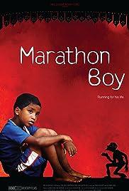 Marathon Boy Poster