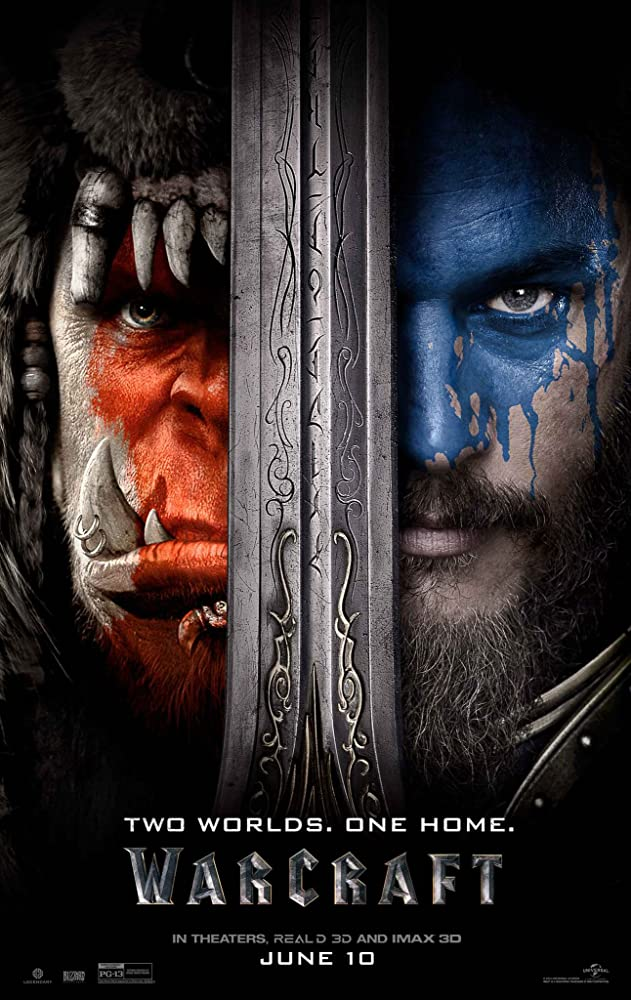 Warcraft (2016) Hindi Dubbed Movie