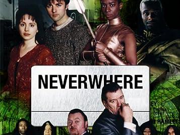 Neverwhere Poster  sc 1 st  IMDb & Neverwhere (TV Mini-Series 1996\u2013 ) - IMDb