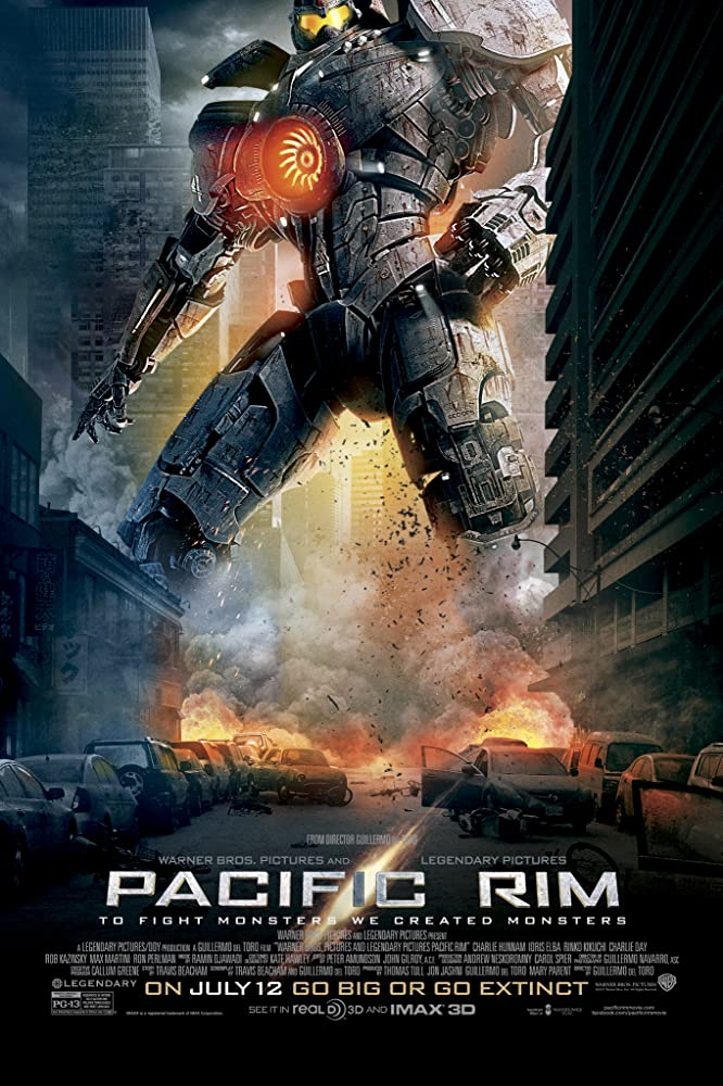 Pacific Rim (2013) Hindi Dubbed Movie