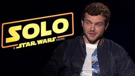 Han Solo: Gwiezdne wojny - historie (2018)