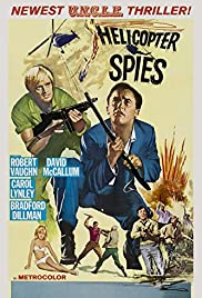 The Helicopter Spies (1968) Poster - Movie Forum, Cast, Reviews