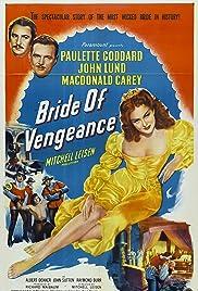 Bride of Vengeance Poster