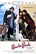 Uncle Buck (1989) Poster