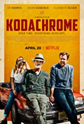 Ed Harris, Elizabeth Olsen, and Jason Sudeikis in Kodachrome (2017)