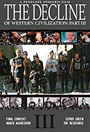 The Decline of Western Civilization Part III Poster