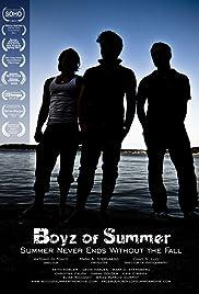 Boyz of Summer Poster