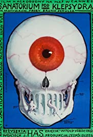 The Hourglass Sanatorium Poster
