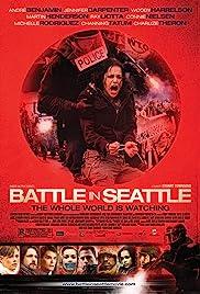 Battle in Seattle Poster