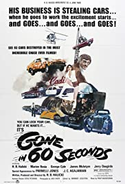 Gone in 60 Seconds Poster