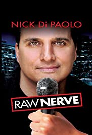Nick DiPaolo: Raw Nerve Poster