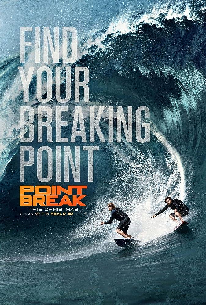 Point Break I Movie Poster