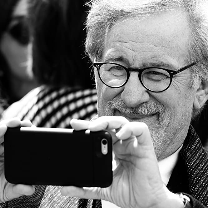Steven Spielberg at an event for The BFG (2016)