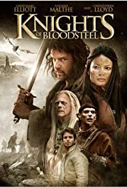 Knights of Bloodsteel Poster - TV Show Forum, Cast, Reviews