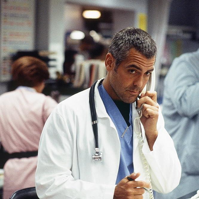 George Clooney in ER (1994)