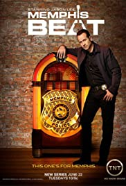 Memphis Beat Poster - TV Show Forum, Cast, Reviews