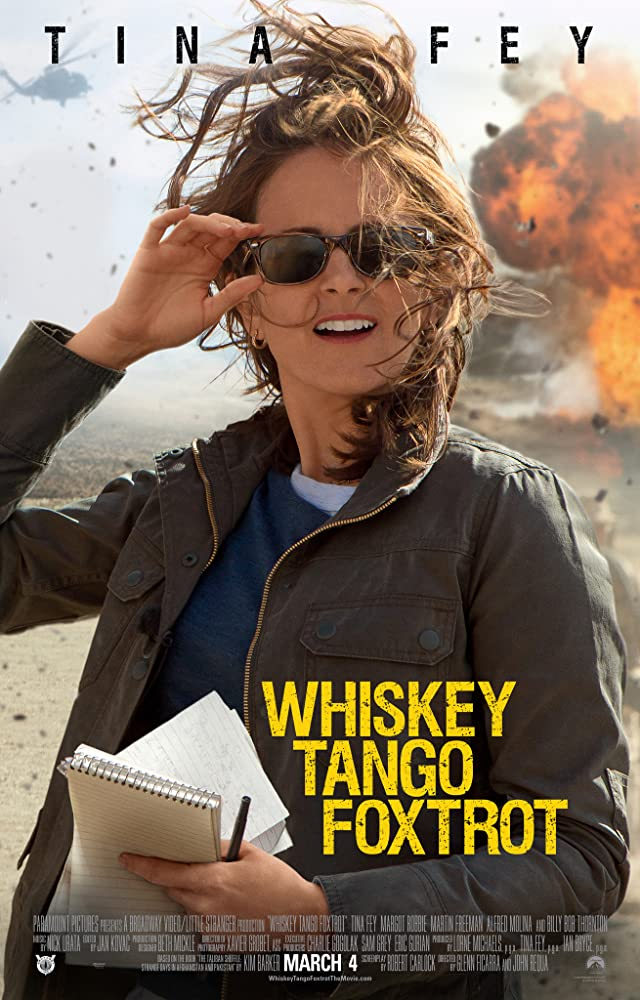 Whiskey Tango Foxtrot 2016 Full Movie Watch Online Download HD At WWW>MOVIES365>IN