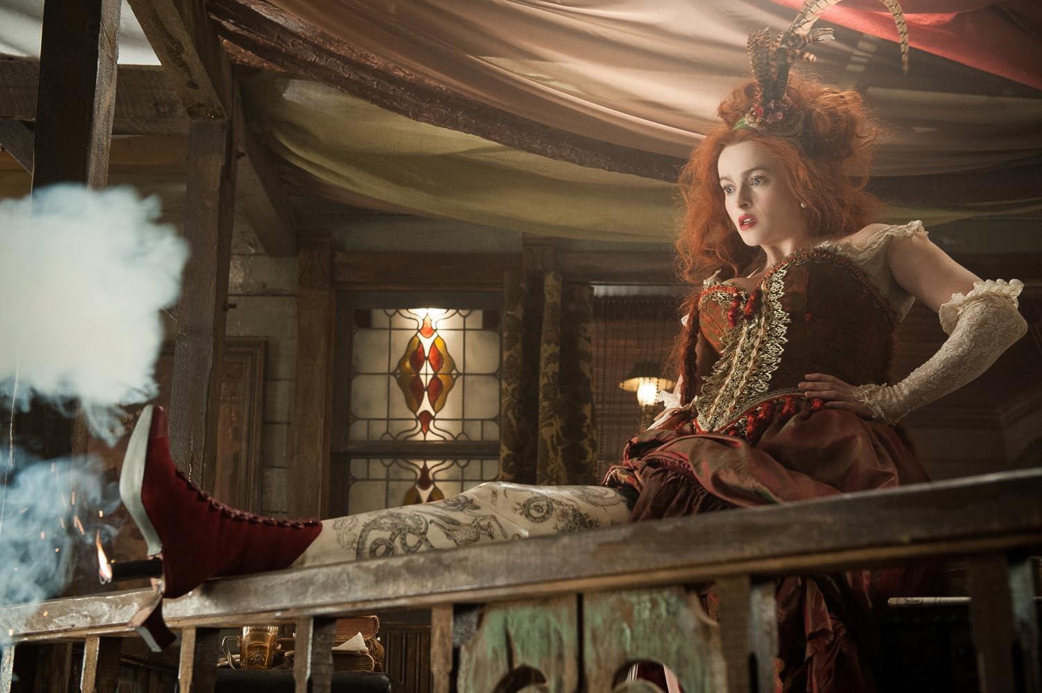 Helena Bonham Carter in The Lone Ranger (2013)