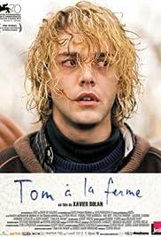 Tom à la ferme Poster