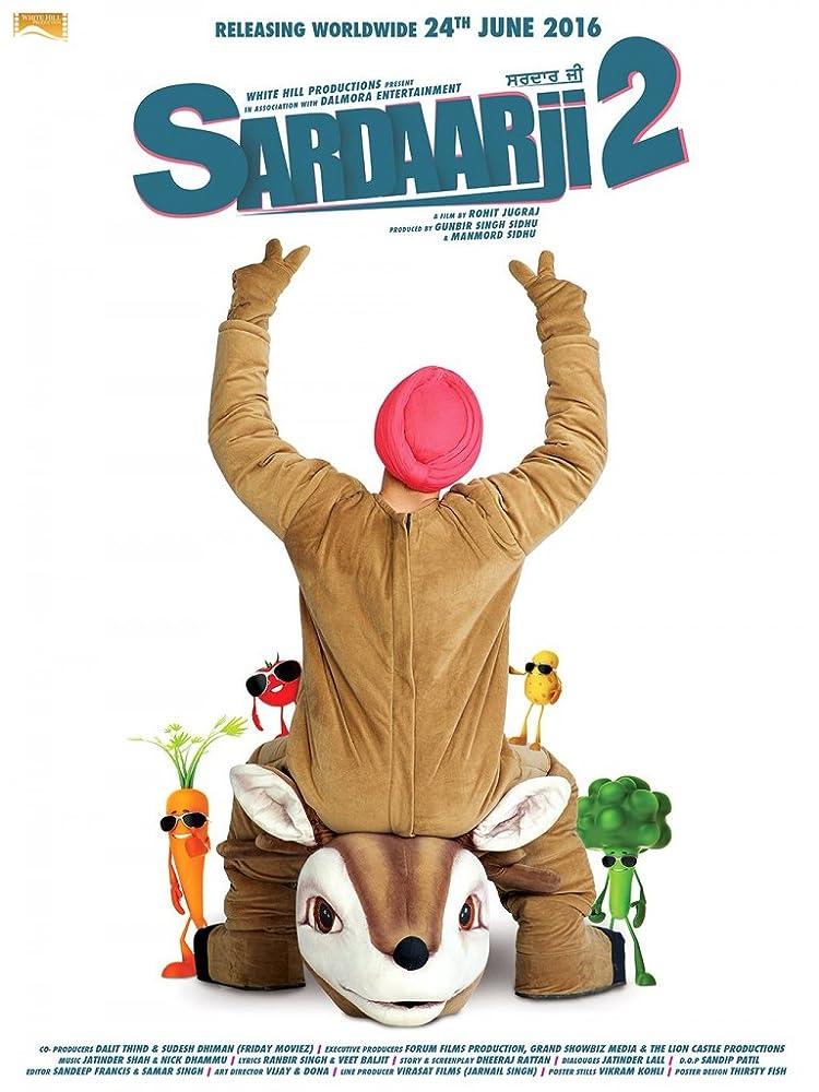 Sardaarji 2 (2016) Punjabi Movie