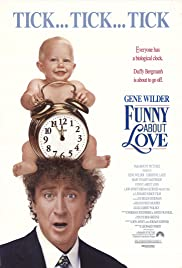 Funny About Love Poster
